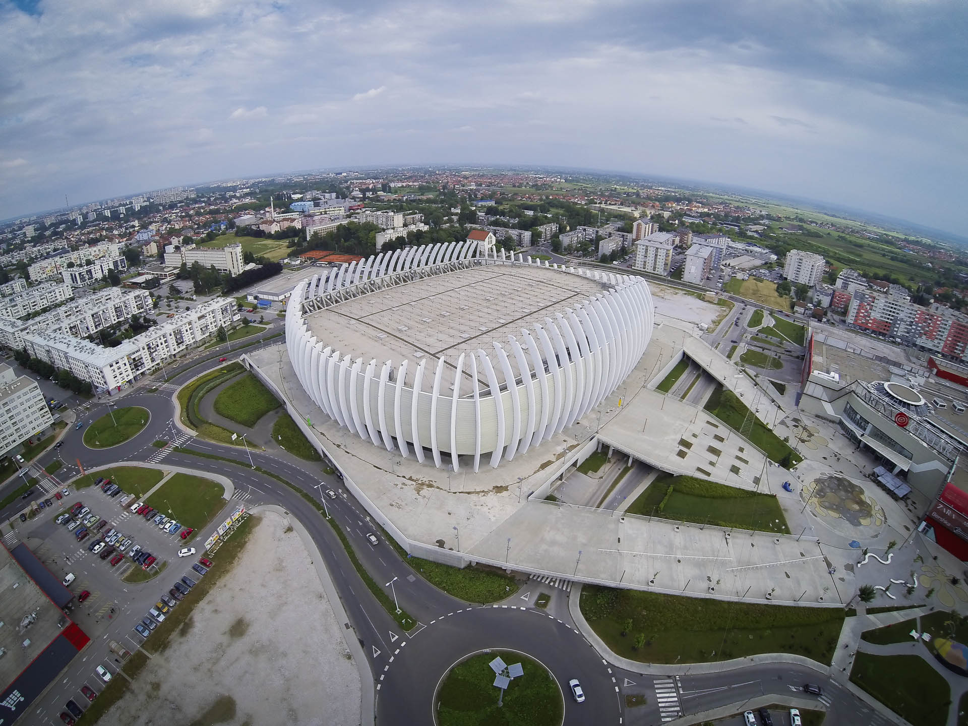 Arena Zagreb Motortech Consulting D O O Pula